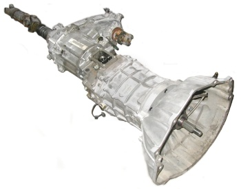 AX15 as adapted to a Chevrolet bellhousing