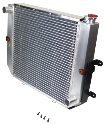 Our TJ Conversion Radiator