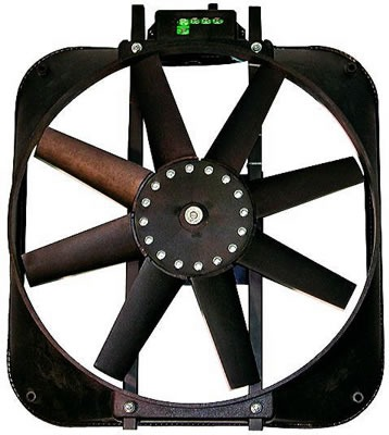 Electric High Powered Cooling Fan