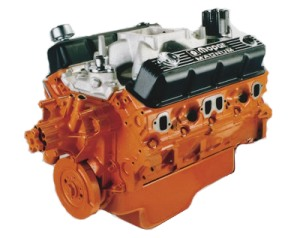 the mopar small block v8