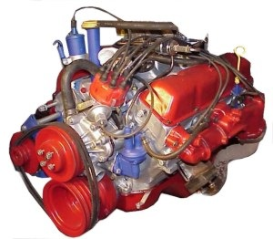 The AMC V8 Engine
