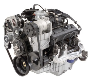 Chevrolet Small Block V6 Engine