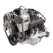 Chevrolet Small Block V6, Generation I-III.
