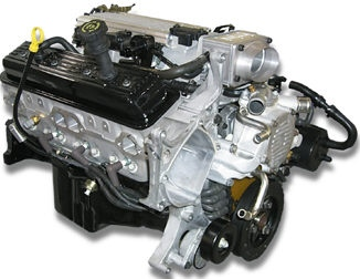 Chevrolet Small Block V8, Generation I-II.