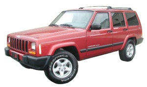 The Jeep XJ Cherokee