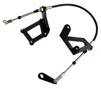 #SK2XZ: The ZJ Grand Cherokee Cable Shifter Kit