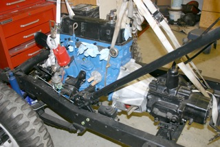 Leblanc on Ford Pinto Engine Weight