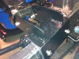 Pinto engine mounts