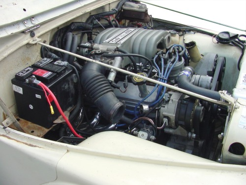 The Novak Guide To Installing Ford Windsor V8 Engines Into