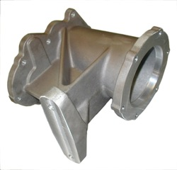 Billet aluminum PTO cover for transmissions