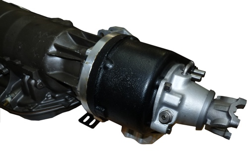 Adapted TH-400 to Jeep Transfer Case