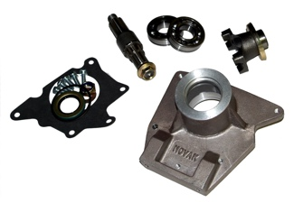 Divorced Dana 18 & 20 Conversion Kit