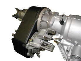 The Gm Hydramatic Th350 Transmission Novak Conversions