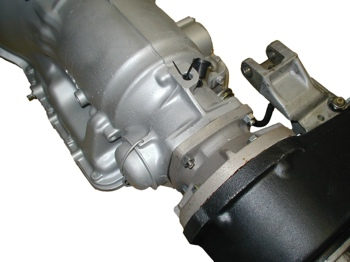 TH350, adapted to a Dana 300