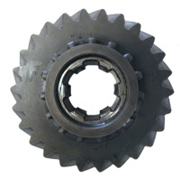 Dana 18 or 20 input gear with 6 splines