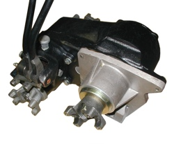 Divorced Dana transfer case