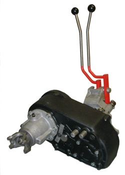 Dana 300 twin-stick