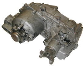 Jeep QuadraTrac Transfer Case