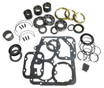 Parts for the SM465 Transmission