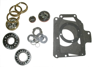 Rebuild and repair components for the T-176 Transmission