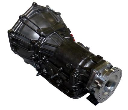 4L60E, drivers view