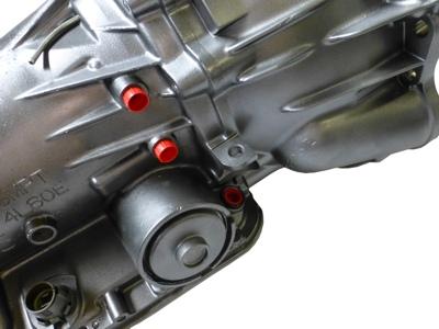 4L60E cooler / dipstick ports