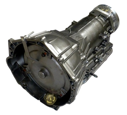 Complete, Late-4L60E Transmission Package