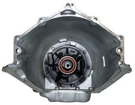 GM 4L80 transmission front view