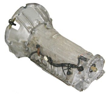 The Jeep AW-4 Transmission