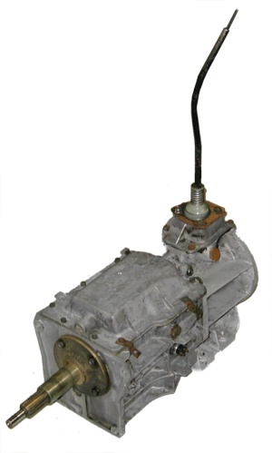 The Jeep SR-4 Transmission