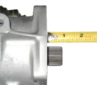 th350_4wd_output_shaft_stickout